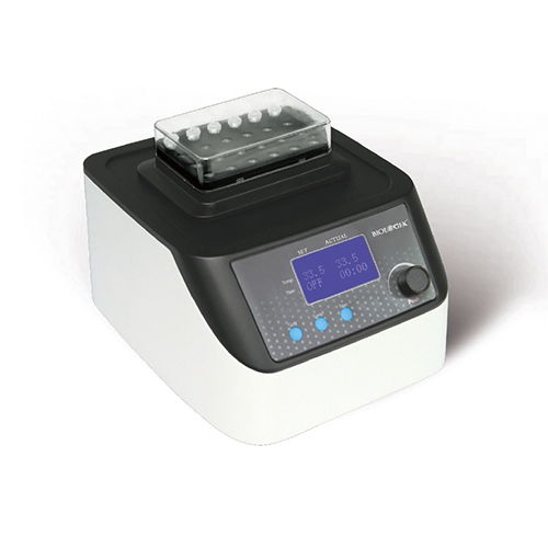 Hot/Cold Dry Bath Incubator